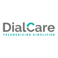 The Official DialCare Mental Wellness Logo