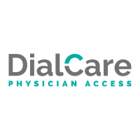 The Official DialCare Physician Access Logo
