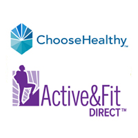 Choose Healthy & Active & Fit